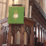 Great St Mary's pulpit